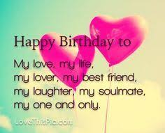 Love Birthday Quotes Impressive Birthday Love Quotes For Him The Special Man In Your Life