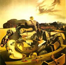 the message of surrealist art