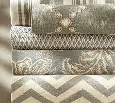 layla palampore indooroutdoor rug gray pottery barn grey striped indoor outdoor rug