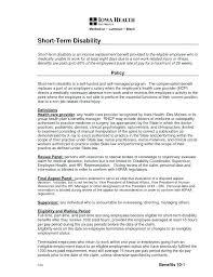 Disability Appeal Letters Disability Appeal Letter Template Or Long Term Disability Appeal