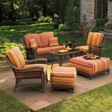 patio furniture cushions. Wonderful Cushions Marilla Wicker Conversation Collection Replacement Cushions Throughout Patio Furniture N