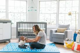 if you can t decide whether you love bright graphics or more into subdued patterns the lollaland play mat has you covered this roll up reversible foam