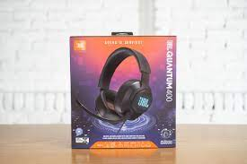 đánh giá - JBL Quantum 400 - Chiếc tai nghe dành riêng cho game thủ