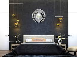 Modern Art Deco Bedroom Must See 4 Inspiring Artwork And Texture Bedroom Designs Seeur