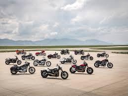 Línea de <b>motocicletas</b> 2020 | Harley-Davidson Mexico