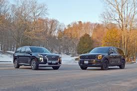 Hyundai palisade 2021 price in canada. Hyundai Palisade Vs Kia Telluride Comparison Autoguide Com