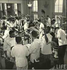 the coelacanth howard university  in 1946 alfred eisenstaedt photographed howard university students for a life magazine photo essay from its outset howard university