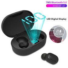 <b>New A6L</b> Bluetooth <b>Earphone</b> Bluetooth5.0 Touch Control <b>Wireless</b> ...