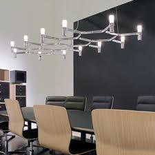 home office lighting fixtures. Chandeliers · Office Linear Suspension Lights Home Lighting Fixtures C