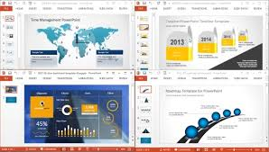 microsoft powerpoint slideshow templates microsoft powerpoint templates freeofficetemplatesblog