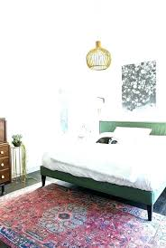 bedroom rug placement. Rug Size Bedroom Area Placement Rugs .