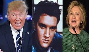 Elvis for President: Make America 'gyrate' again