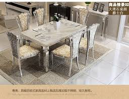 dining table sets marble dining table 4 chairs modern stylish dining room set dining room