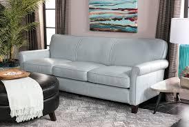 Blue Sofa Phoebe Blue Sofa Living Spaces