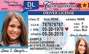 driver s license in connecticut