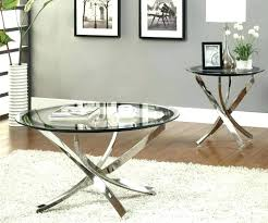 side tables round glass side table round glass coffee tables um size of coffee tables