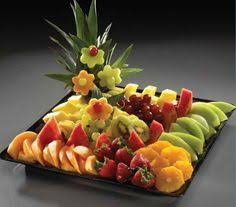 Decorate Fruit Tray Avet fruita Receptes originals Nadal Pinterest 2