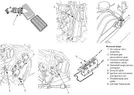 isuzu trooper engine 1996 isuzu trooper engine diagram fig fig 5 removing the left hand