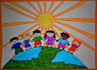 Детский праздник день народного единства сценарий для детского сада 134