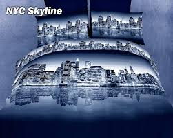 new york city comforter set skyline bedding by new city new york city skyline comforter set