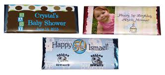 personalized chocolate bar wrappers custom chocolate bar wrappers any occasion shopping mall