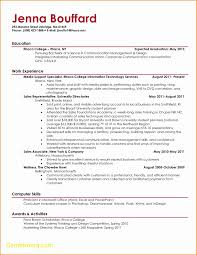 The Muse Resume Templates Unique Resume Template The Muse Best Templates 12