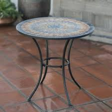 mosaic outdoor table and chairs medium size of table garden furniture mosaic table set garden mosaic mosaic outdoor table