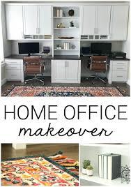 home office makeover. Home Office Makeover Reveal