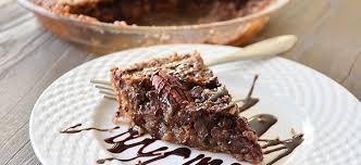 Chocolate Pecan Pie - Jewish Food Experience