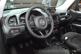 2018 jeep renegade interior.  2018 jeep renegade dawn of justice special edition interior at the geneva motor  show live to 2018 jeep renegade