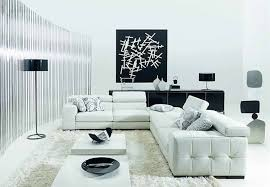 modern black and white furniture. Coolest Chic Ideas All White Living Room Furniture 12 Minimalist Black And Ctpeytt Modern