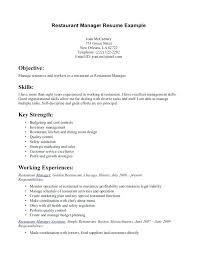 Server Resume Templates Enchanting Restaurant Server Resume Examples Template Free Regarding