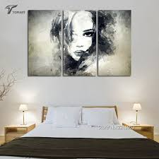 Canvas Ideas For Bedroom Photos And Video WylielauderHouse Com
