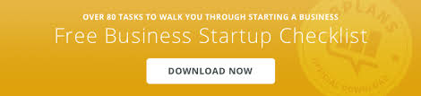 New Business Startup Checklist How To Start A Business The Ultimate Checklist Bplans Blog Bplans
