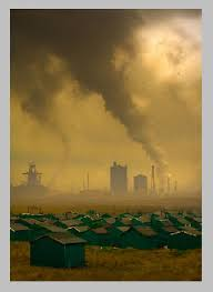 Industrial Nightmare Movie Poster Photoshop Tutorial Psddude