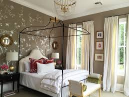 Southern Bedroom The Dauphine Suite At The Southern Style Now Showhouse La Dolce Vita