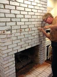 remove brick fireplace floting mntle turil removing brick fireplace mantel
