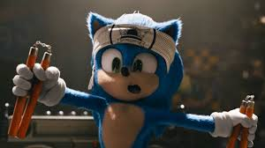New Design For Sonic The Internet Reacts To Old Sonic Vs New Sonic Movie Design