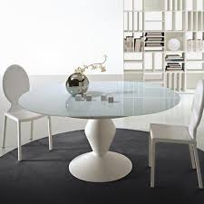 ciacci michelangelo modern round dining table