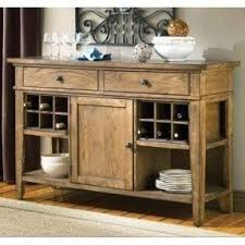 buffet with wine rack.  With Wine Rack Buffet Table Throughout Buffet With Rack F