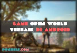 26 game open world android terbaik