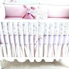 purple crib skirt baby bedding amazing classic girl traditional for girls by sets decor pink fl deer boy nursery bedding mint green cot purple baby