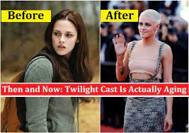 Twilight Cast Is Actually Aging ...