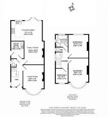 Rear extension  Extension google and House floor plans on Pinterest
