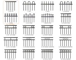 Small Picture Protector Aluminium Garden Fencing