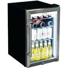compact refrigerator glass door frigidaire compact refrigerator glass door