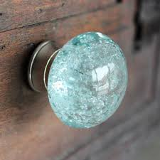 colored glass door knobs. glass drawer knob with bubbles in light blue colored door knobs e