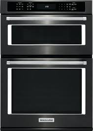 kitchenaid microwave convection oven kitchenaid 30 single electric convection wall oven with built in microwave black