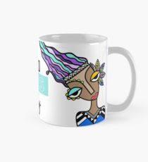 good vibes only mug