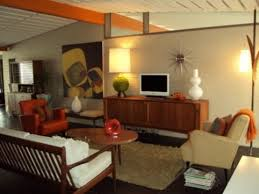 Stylish Mid Century Living Rooms
